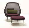 Vitra Slow Chair tugitool - Intera