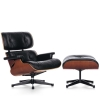 Vitra Lounge Chair & Ottoman - Intera
