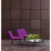 Offecct Soundwave paneel Stripes - Intera
